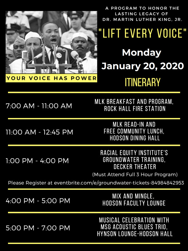"MLK Program ""Liff Every Voice"""